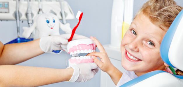 Почему ребенок боится стоматолога
