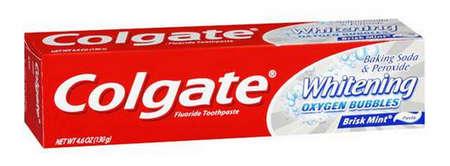 Отбеливающая зубная паста Colgate Whitening