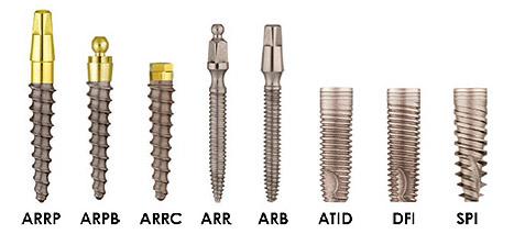 Зубные имплантаты Альфа Био